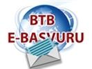 Bağlayıcı Tarife Bilgisi (BTB) E-Başvuru Sistemi